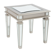 Picture of Tessani Silver End Table