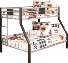 Picture of Dinsmore Twin/Full Bunk Bed