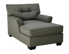 Picture of Tibbee Slate Chaise