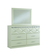 Picture of Dreamur Dresser & Mirror