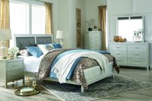 Picture of Olivet 6-Piece King Panel Bedroom Set