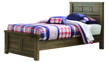 Picture of Juararo Twin Panel Bed