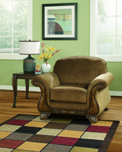 Picture of Montgomery Mocha Chair