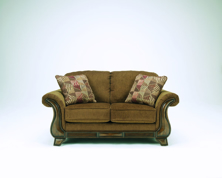 Picture of Montgomery Mocha Loveseat
