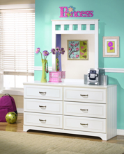Picture of Lulu Dresser & Mirror
