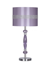 Picture of Nyssa Purple Table Lamp