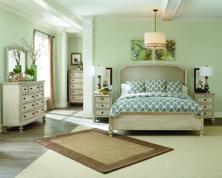 Picture of Demarlos 6-Piece Queen Panel Bedroom Set