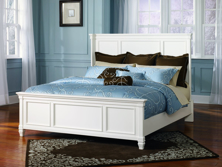 Picture of Prentice King Panel Bed