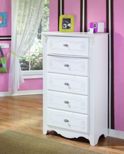 Picture of Exquisite Five Drawer Chest