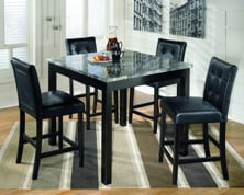 Picture of Maysville 5-Piece Counter Height Dining Set