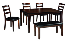Picture of Coviar 6-Piece Dining Set