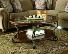 Picture of Nestor Oval Cocktail Table