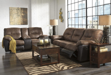Picture of Follett Coffee 2-Piece Reclining Living Room Set