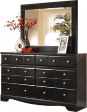 Picture of Shay Dresser & Mirror