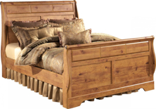 Picture of Bittersweet Queen Sleigh Bed