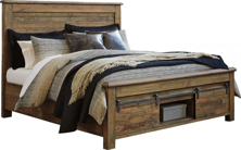 Picture of Sommerford King Storage Bed