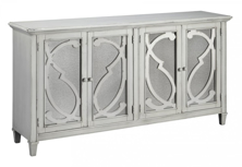 Picture of Mirimyn Gray Door Accent Cabinet