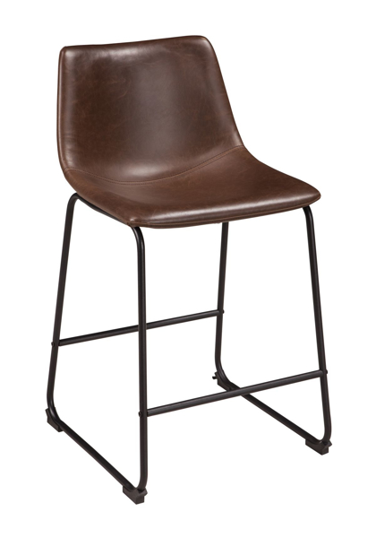 """Picture of Centiar Brown 24"""" Barstool"""