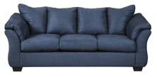 Picture of Darcy Blue Sofa