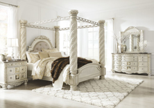 Picture of Cassimore 6-Piece King Poster Bedroom Set
