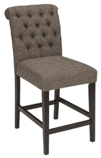 "Picture of Tripton Graphite 24"" Barstool"