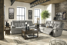 Picture of Mitchiner Fog 2-Piece Reclining Living Room Set