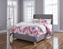 Picture of Coralayne Youth Full Upholstered Bed