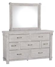 Picture of Brashland Dresser & Mirror