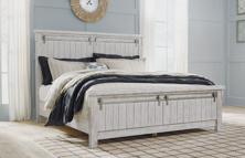 Picture of Brashland King Panel Bed