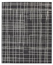 Picture of Jai Black & White 5x7 Rug