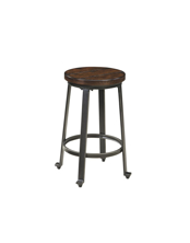 """Picture of Challiman 24"""" Barstool"""