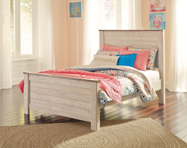 Picture of Willowton Full Panel Bed