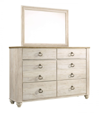 Picture of Willowton Youth Dresser/Mirror