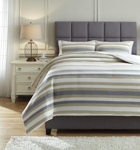Picture of Isaiah Queen Comforter Set