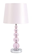 Picture of Letty Pink Table Lamp