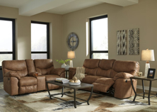 Picture of Boxberg Bark 2-Piece Reclining Living Room Set