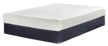 "Picture of Sierra Sleep 8"" Memory Foam Mattress"