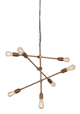 Picture of Nastalya Metal Pendant Light