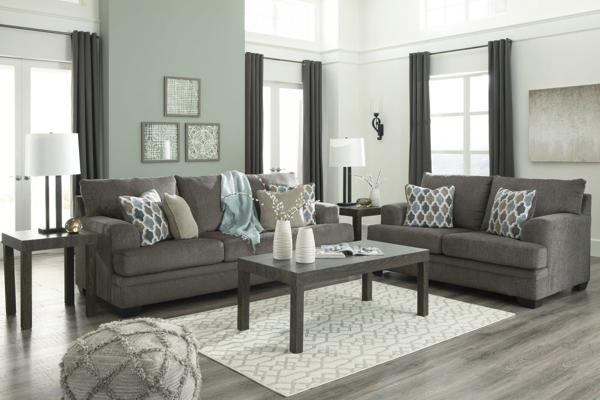 Picture of Dorsten Slate 2-Piece Living Room Set