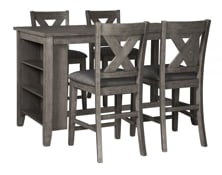 Picture of Caitbrook 5-Piece Counter Height Dining Set