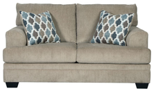 Picture of Dorsten Sisal Loveseat