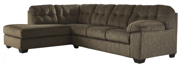Picture of Accrington Earth 2-Piece Left Arm Facing Sectional