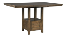 Picture of Flaybern Counter Dining Table
