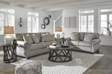 Picture of Olsberg Steel 2-Piece Living Room Set