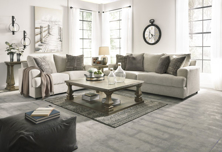 Picture of Soletren Stone 2-Piece Living Room Set