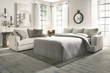 Picture of Soletren Stone Queen Sofa Sleeper