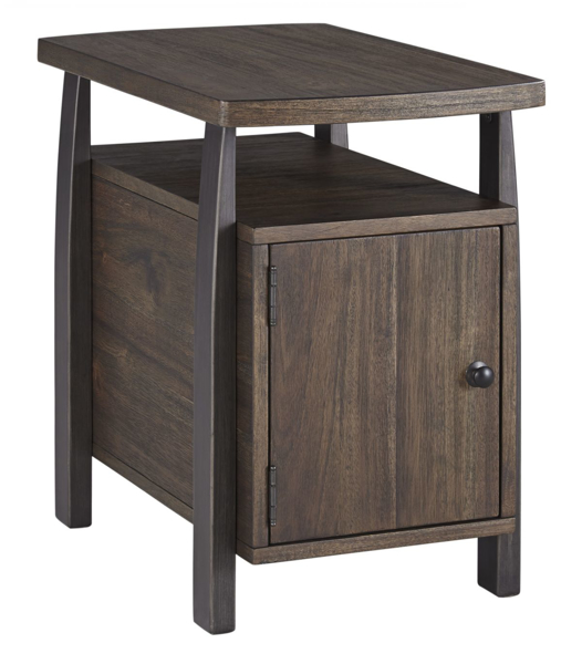 Vailbry Chairside End Table End Tables Furniture Deals Online