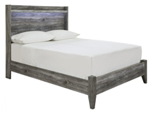 Picture of Baystorm Full Panel Bed