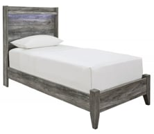 Picture of Baystorm Twin Panel Bed