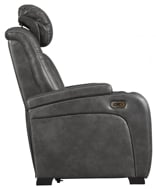 Picture of Turbulance Quarry Power Recliner With Adjustable Headrest
